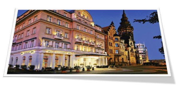 Starwood Hotels & Resorts / Hotel Fuerstenhof, Leipzig